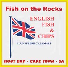 Fish on the Rocks, Hout Bay, Atlantic Seaboard, Cape Town, Western Cape, South Africa restaurants