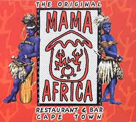 Mama Africa, Cape Town CBD, City Bowl, Cape Town, Western Cape, South Africa restaurants