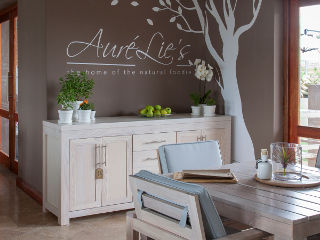 Picture Aurelie's Caf� in Waterfall, Midrand, Johannesburg, Gauteng, South Africa