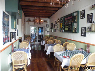 Picture Bardelli's Restaurant - Kloof Street in Gardens, City Bowl, Cape Town, Western Cape, South Africa