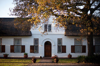 Picture Restaurant Barrique in Stellenbosch, Cape Winelands, Western Cape, South Africa
