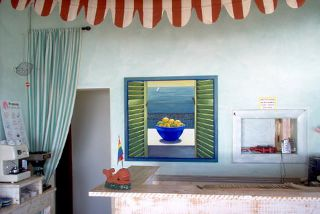 Picture Beaches Restaurant in Yzerfontein, West Coast (WC), Western Cape, South Africa