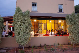 Picture Bello Cibo in Oudtshoorn, Klein Karoo, Western Cape, South Africa