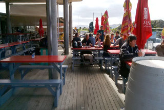 Picture The Boathouse Seafood Restaurant and Craft Beer in Kleinmond, Overberg, Western Cape, South Africa