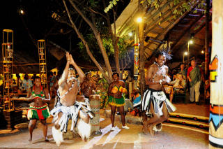 Picture The Boma - Dinner & Drum Show in Victoria Falls (Zim), Zimbabwe