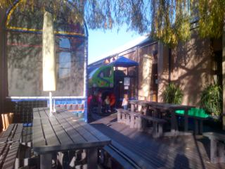 Picture Bosveld Lapa Restaurant in Secunda, Cosmos Country, Mpumalanga, South Africa