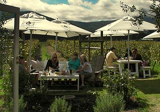Picture Bramon Restaurant in Plettenberg Bay, Garden Route, Western Cape, South Africa