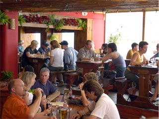 Picture The Brass Bell Restaurant in Kalk Bay, False Bay, Cape Town, Western Cape, South Africa