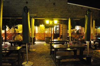 Picture Brian's Grill and Family Restaurant in Oudtshoorn, Klein Karoo, Western Cape, South Africa