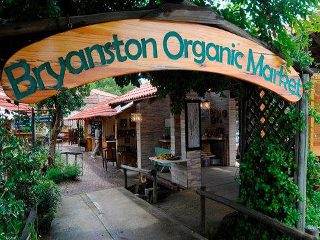 Picture Bryanston Organic & Natural Market in Bryanston, Sandton, Johannesburg, Gauteng, South Africa