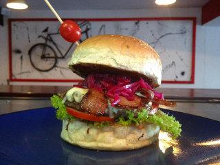Picture Burger Bistro - Pierneef in Villieria, Moot, Pretoria / Tshwane, Gauteng, South Africa
