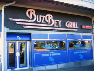 Picture Buzbey Grill in Sea Point, Atlantic Seaboard, Cape Town, Western Cape, South Africa