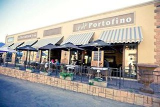 Picture Café Portofino's in Jeffreys Bay, Cacadu (Sarah Baartman), Eastern Cape, South Africa