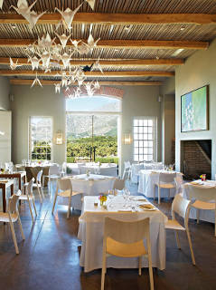 Picture Catharina�s Restaurant in Tokai, Southern Suburbs (CPT), Cape Town, Western Cape, South Africa