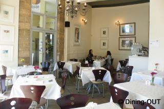 Picture Chez Girard Restaurant in Bryanston, Sandton, Johannesburg, Gauteng, South Africa