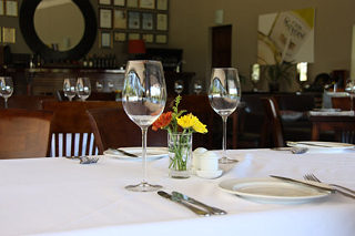 Picture The Restaurant @ Clos Malverne in Stellenbosch, Winelands, Western Cape, South Africa