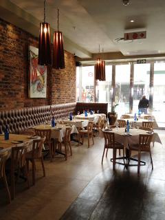 Picture Col'Cacchio Pizzeria - Bryanston in Bryanston, Sandton, Johannesburg, Gauteng, South Africa