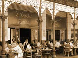 Picture Col'Cacchio Pizzeria - Foreshore in Foreshore, City Bowl, Cape Town, Western Cape, South Africa