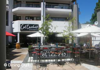 Picture Col'Cacchio Pizzeria - Stellenbosch in Stellenbosch, Cape Winelands, Western Cape, South Africa