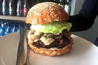 Picture Craft Burger Bar in Sea Point, Atlantic Seaboard, Cape Town, Western Cape, South Africa