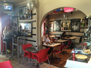 Picture Dario's Cafe in Hout Bay, Atlantic Seaboard, Cape Town, Western Cape, South Africa