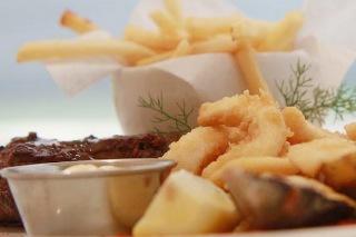 Picture De Viswijf Restaurant in Jeffreys Bay, Cacadu (Sarah Baartman), Eastern Cape, South Africa