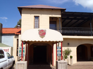 Picture Duck and Trout Restaurant in Dullstroom, Highlands, Mpumalanga, South Africa