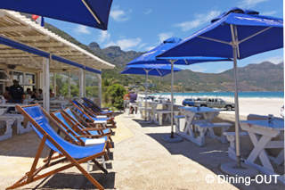 Picture Dunes Restaurant & Bar in Hout Bay, Atlantic Seaboard, Cape Town, Western Cape, South Africa