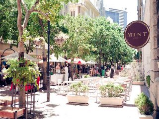 Picture Earth Fair Food Market - St. Georges Mall in Cape Town CBD, City Bowl, Cape Town, Western Cape, South Africa