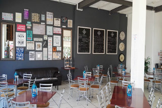 Picture Eat On Main in Observatory (CPT), Southern Suburbs (CPT), Cape Town, Western Cape, South Africa