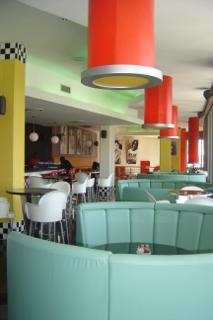 Picture Ed's Diner in Woodhill, Pretoria East, Pretoria / Tshwane, Gauteng, South Africa
