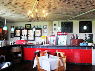 Picture Euro Cafe in St Francis Bay, Cacadu (Sarah Baartman), Eastern Cape, South Africa