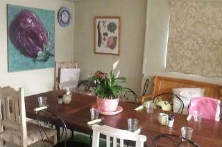 Picture The Fat Aubergine in Pietermaritzburg Central, Pietermaritzburg, Midlands, KwaZulu Natal, South Africa