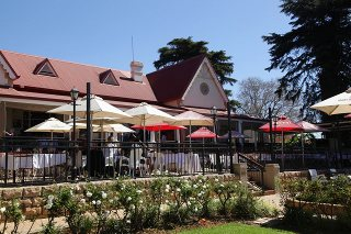 Picture Ga Rouge Restaurant & Wine Cellar in Louwlardia, Centurion, Pretoria / Tshwane, Gauteng, South Africa