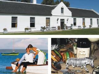 Picture Geelbek Restaurant in Langebaan, West Coast (WC), Western Cape, South Africa