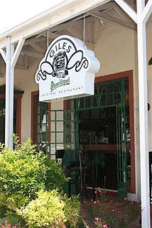 Picture Giles Restaurant in Craighall Park, Northcliff/Rosebank, Johannesburg, Gauteng, South Africa