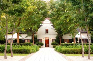 Picture The Restaurant at Grande Provence in Franschhoek, Cape Winelands, Western Cape, South Africa