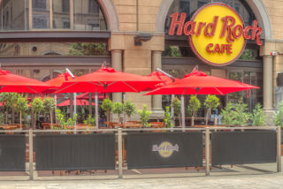 Picture Hard Rock Cafe - Johannesburg in Sandown, Sandton, Johannesburg, Gauteng, South Africa