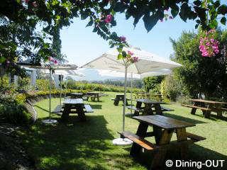 Picture Helderberg Restaurant at L'Auberge in Somerset West, Helderberg, Western Cape, South Africa