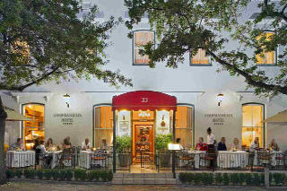 Picture Helena's Restaurant in Stellenbosch, Cape Winelands, Western Cape, South Africa