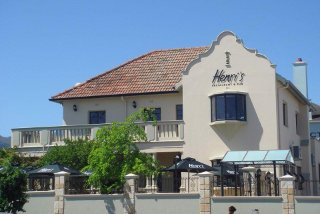 Picture Henri's Restaurant and Wine Bar in Somerset West, Helderberg, Western Cape, South Africa