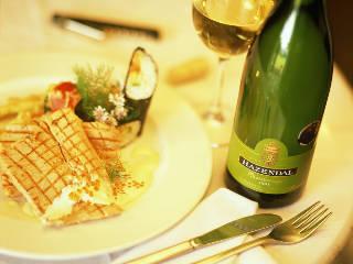 Picture Hermitage Restaurant @ Hazendal in Stellenbosch, Cape Winelands, Western Cape, South Africa