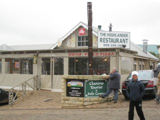 Picture The Highlander in Clarens, Thabo Mofutsanyana, Free State, South Africa