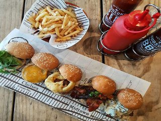 Picture Hudsons The Burger Joint - Hazelwood in Hazelwood, Pretoria Central, Pretoria / Tshwane, Gauteng, South Africa