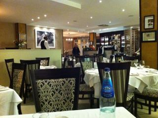 Picture il Tartufo Restaurant in Hyde Park, Sandton, Johannesburg, Gauteng, South Africa