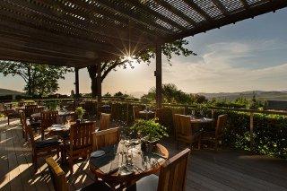 Picture Indochine at Delaire Graff Estate in Stellenbosch, Cape Winelands, Western Cape, South Africa