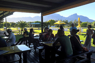 Picture Inside On The Greens in Kenilworth, Southern Suburbs (CPT), Cape Town, Western Cape, South Africa