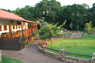Picture Irene Farm - The Deck and The Barn Restaurants in Irene, Centurion, Pretoria / Tshwane, Gauteng, South Africa