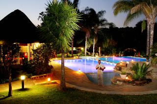 Picture Izinyoni Restaurant @ Gethlane Lodge in Burgersfort, Lowveld, Mpumalanga, South Africa