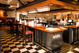 Picture Knife Restaurant in Century City, Blaauwberg, Cape Town, Western Cape, South Africa